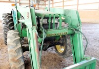 John Deere 5310 Diesel Tractor With Hydraulic Front Bale Spike, 1861.2 Hours Showing, 64HP, Sync Shuttle Transmission, Front Wheel Assist, See Description For Video - 27