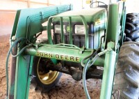 John Deere 5310 Diesel Tractor With Hydraulic Front Bale Spike, 1861.2 Hours Showing, 64HP, Sync Shuttle Transmission, Front Wheel Assist, See Description For Video - 29