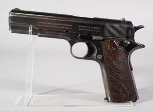 Colt 1911 US Army United States Property .45 ACP Pistol SN# 143570