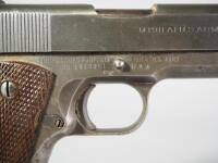 Colt M1911A1 US Army United States Property .45 ACP Pistol SN# 1010951, Crossed Cannons, Flaming Cannonball - 5