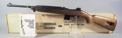 Universal M1 Ferret .256 WIN MAG Rifle SN# 464170, With Paperwork, In Box