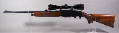 Remington Model 742 30-06 SPRG With 3 Total Mags SN# A7081241, With World Class Plus 4x44 Scope