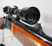 Remington Model 742 30-06 SPRG With 3 Total Mags SN# A7081241, With World Class Plus 4x44 Scope - 19