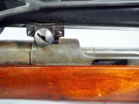 US Springfield Armory M1A1 30-06 Bolt Action Rifle SN# 1175557, With Hawthorne Scope And Leather Sling - 5