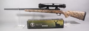 Savage Model 11 6.5 Creedmoor Bolt Action Rifle SN# K303196, With Bushnell 4500 Elite Scope
