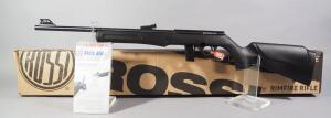 Rossi Model RB22 .22 LR Bolt Action Rifle SN# 7CB040532N, With Paperwork, In Original Box