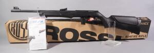 Rossi Model RB22 .22 LR Bolt Action Rifle SN# 7CB040872N, With Paperwork, In Original Box