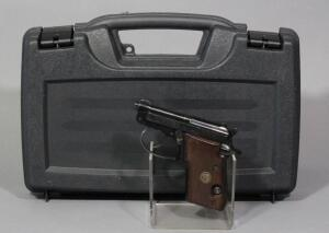 Beretta Model 21A .22 LR Pistol SN# BBS64231U, In Hard Case
