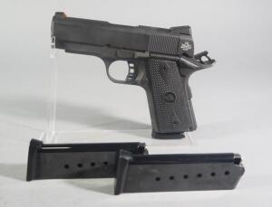 Rock Island Armory M1911-A1 CS .45 ACP Pistol SN# RIA1579939, With 3 Total Mags