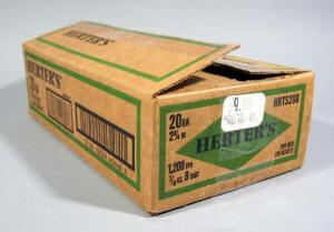 Herter's 20 ga Shotgun Ammo, Approx 250 Rds, Local Pickup Only
