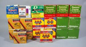 16 Ga Ammo, Includes Remington, Federal, Winchester And More, Approx 450 Rds, Local Pickup Only