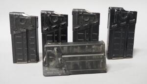 .308 NATO Mags For G3/HK91 Rifles, Qty 5