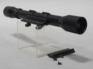 Cornell 3-7x31 Scope With Weaver Mount