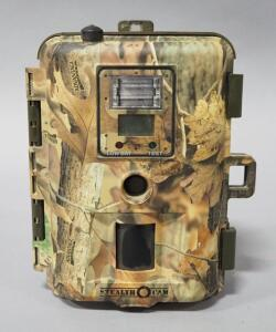 Stealth Cam Model STC-V550MTR, Untested Working Condition