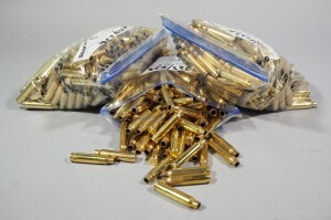 .223/ 5.56 Empty Brass, Approx Qty 750