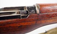 Lee Enfield No 4 MK .303 Cal Bolt Action Rifle SN# ANS907, Mfg 1943 England, With Canvas Sling - 15