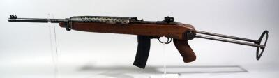 Plainfield Machine M-1 .30 Cal Rifle SN# 31709, Underfolding Stock