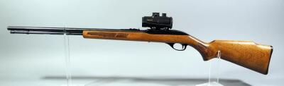 Marlin Glenfield Model 60 .22 LR Rifle SN# 22410429, With BSA Red Dot Scope, Does Not Eject Cartridge Cleanly