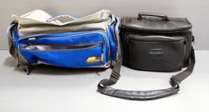 Plano Multi Pocket Carry Bag And Ambico Carry Bag