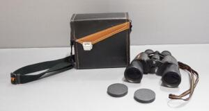 Celestron Pro 8-24x50 Binoculars In Carry Case