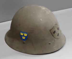 Swedish Military Helmet