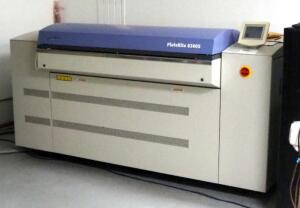 Screen PlateRite Thermal CTP Recorder, Model 8300S