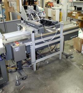 "Superior-PHS XM-1 Feeder, Batch Dropper, And Conveyor, 68"" x 72"" x 32"", Bidder Responsible For Proper Removal"