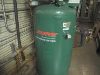 Champion Advantage Series 80 Gallon Air Compressor And Air Dryer, Model #CRN25A1, Bidder Responsible For Proper Disconnection And Removal, Hardwired In - 2
