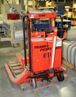 InterThor Trans Positioner Forklift, Model LL1000TES, 2200Lb Capacity, Unknown Working Order - 2