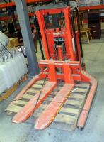 InterThor Trans Positioner Forklift, Model LL1000TES, 2200Lb Capacity, Unknown Working Order - 3