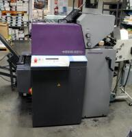 1999 Heidelberg Print Master QM 46-2 Color Press With Press Specialty C9000 Paper Feeder, Includes Additional Parts & Accessories, See Description For Video - 2
