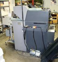 1999 Heidelberg Print Master QM 46-2 Color Press With Press Specialty C9000 Paper Feeder, Includes Additional Parts & Accessories, See Description For Video - 4