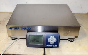 Mettler Toledo Digital Shipping Scale, No Model # Found