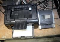 HP LaserJet Printer, Model P1102W And Brother Label Printer, Model QL-1060N