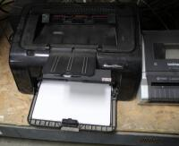 HP LaserJet Printer, Model P1102W And Brother Label Printer, Model QL-1060N - 3