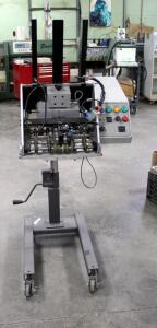 Superior-PHS XM-1 Feeder On Rolling Stand, Unknown Working Order