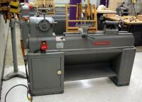 "Powermatic Wood Lathe, Model 90, With Lathe Milling Tools, 49"" x 68"" x 16.5"" - 3"