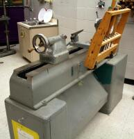 "Powermatic Wood Lathe, Model 90, With Lathe Milling Tools, 49"" x 68"" x 16.5"" - 6"