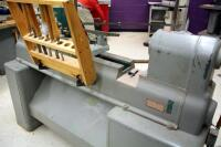 "Powermatic Wood Lathe, Model 90, With Lathe Milling Tools, 49"" x 68"" x 16.5"" - 7"