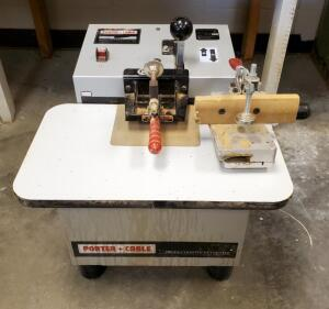 Porter Cable Production Pocket Cutter, Model 552