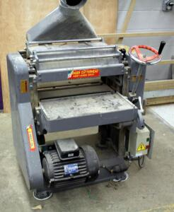 "Grizzly 20"" Planer, Model G5850, Missing Plug"