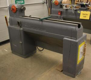 "Powermatic Wood Lathe, Parts Only, 47"" x 67"" x 16"""
