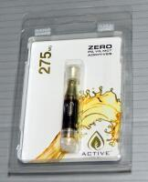 Active CBD Oil Distillate Cartridges - 275 mg, Qty 2 - 2