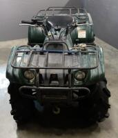 2003 Yamaha YFM400 Kodiak 4x4 ATV All Terrain Vehicle, 263 Miles, VIN # 5Y4AJ07Y83A002646, See Description For More Info And Video - 2