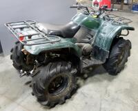 2003 Yamaha YFM400 Kodiak 4x4 ATV All Terrain Vehicle, 263 Miles, VIN # 5Y4AJ07Y83A002646, See Description For More Info And Video - 5