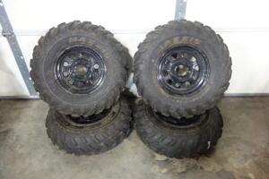 Maxxis M911Y ATV Tires - Qty 4