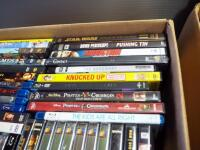 DVD And Blu-Ray Movie Collection, Various Titles, Approx Qty 94, See Images For Titles - 4