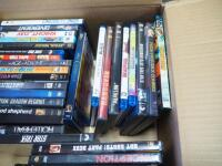 DVD And Blu-Ray Movie Collection, Various Titles, Approx Qty 94, See Images For Titles - 9