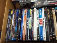 DVD And Blu-Ray Movie Collection, Various Titles, Approx Qty 94, See Images For Titles - 11