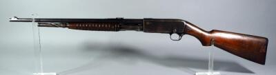 Remington Model 14 .30 REM Pump Action Rifle SN# 10140, Low SN#